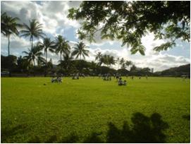 カピオラニ公園